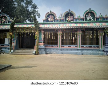 Sivan Temple in Coimbatore. It is located in Saravanampatti , near kaalapatti pirivu, This picture is taken on 25th October 2018 in Coimbatore, Tamil nadu, India.