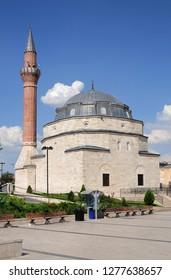 Sivas / Turkey - August 3, 2012: Castle Mosque in the city of Sivas.