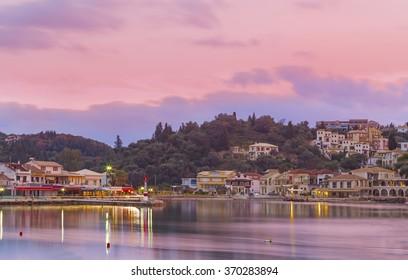 Sivota, Thespotia, Greece