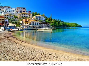 Sivota town Greece