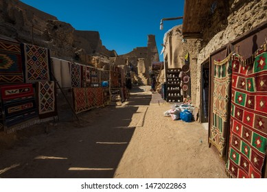 Siwa oasis market for hand made