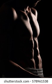 Six Pack Abs Images Stock Photos Vectors Shutterstock
