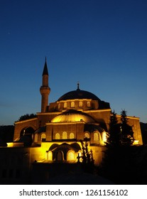 Sixteenth century Kilic Ali Pasha Mosque in Istanbul Turkey.