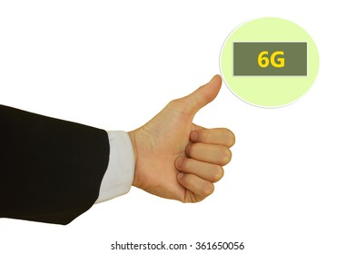 the sixth generation of mobile telecommunication