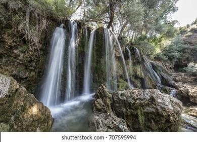 Sizir Waterfall Sivas city, Turkey
