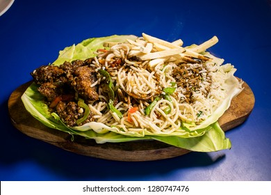 Sizzler Food Photography