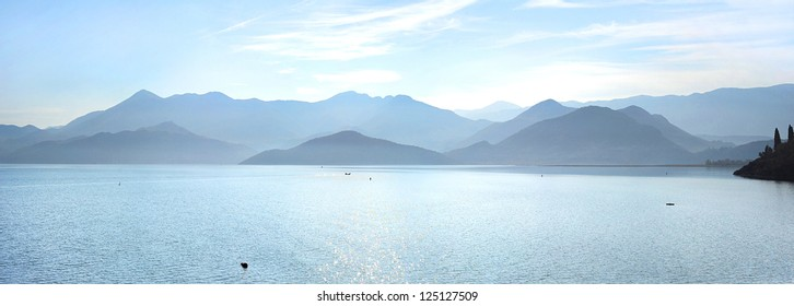 Skadar is a lake on the border of Montenegro with Albania, the largest lake in the Balkan Peninsula.