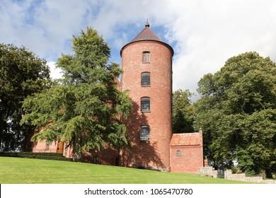 Skanderborg castle church in Denmark