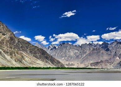 Skardu is a city in Gilgit-Baltistan locale of Pakistan, and fills in as the capital of Skardu District.