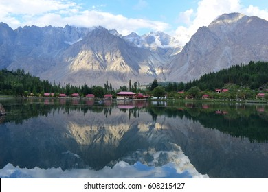 Skardu Shangrila in Gilgit Baltistan.