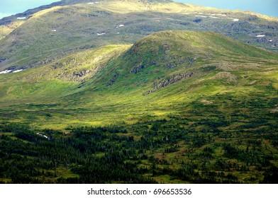 Skarvan and Roltdalen national park, Norway