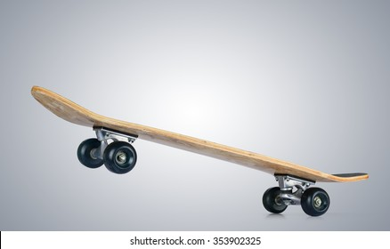 Skateboard deck. File contains a path to isolation.