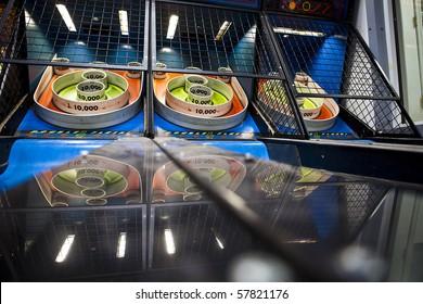 Skeeball Midway Game