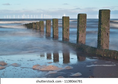 Skegness beach lincolnshire