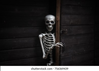 Creepy Door Images, Stock Photos & Vectors | Shutterstock