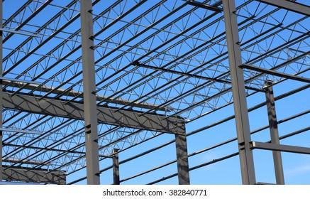 Skeleton of Building