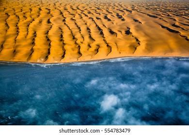 Skeleton Coast - Namib desert - Namibia