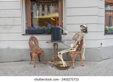 Skeleton On Chair Images Stock Photos Vectors Shutterstock
