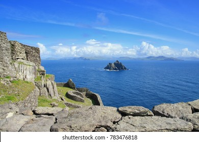 Skellig Michael, County Kerry, Ireland, Europe.