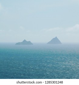 Skellig Michael Ireland Ocean