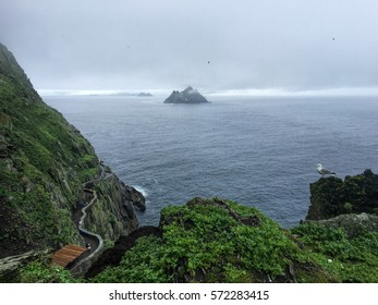 The Skelligs. One of the most extraordinary locations on earth. Over one thousand four hundred years ago a monks. were searching for a place to practice their religion in solitude and isolation.