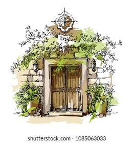 House Door Stock Images Royalty Free Images Amp Vectors