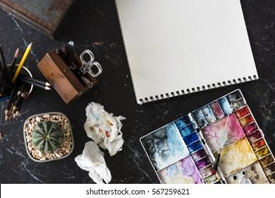 Sketchbook Blank Page Ideas Creative