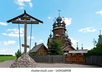 Skete of All Saints (Vsehsvjatskij Skete), Sviatohirsk, Ukraine