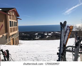 Ski Chalet in Lutsen Minnesota