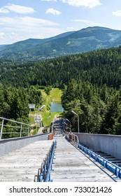 Ski Jump - Karpacz, Poland