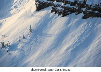 Ski Patrol First Tracks