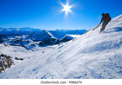 Ski, Sun & Mont Blanc