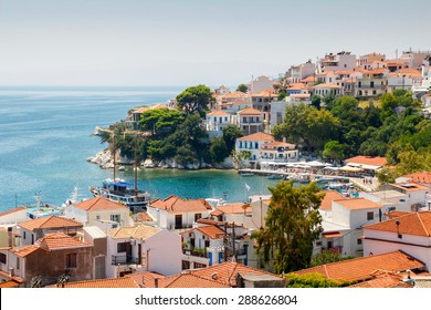 Skiathos in Greece