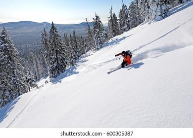 Skier 1
