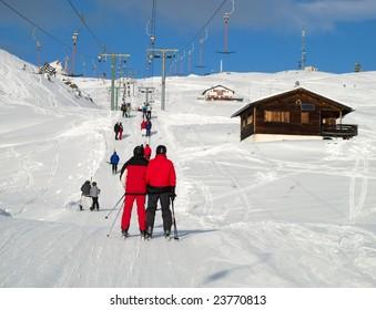 Ski Chair Images, Stock Photos & Vectors   Shutterstock