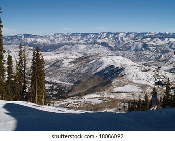Skiing in Colorado