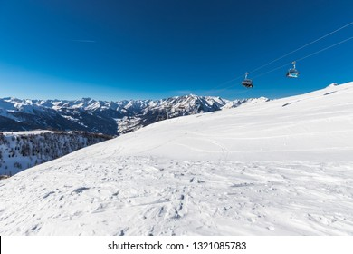 Skiing In Kals Matrei East Tyrol Austria