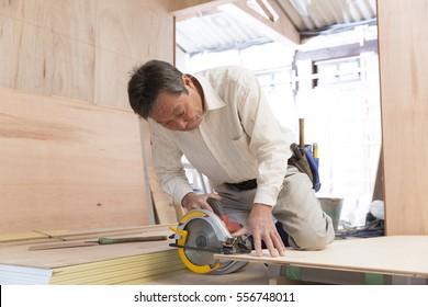 skilled carpenter
