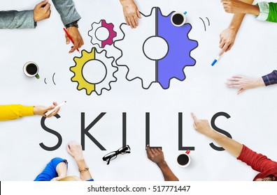 Skills Work Training Improve Concept