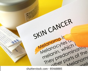 Skin cancer, melanoma treatment