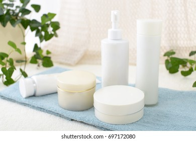 Skin care basic cosmetics