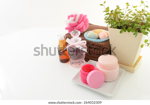 Skin care basic cosmetics
