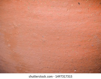 The skin of the earthenware