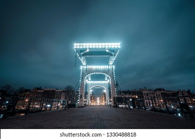 Skinny Bridge / Magere Brug Amsterdam