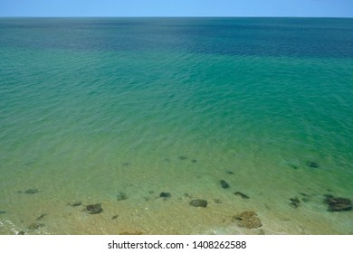 SkipJack Point is in Francois National Park Western Australia.Colors of the water are awesome