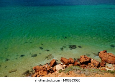 SkipJack Point is in Francois National Park Western Australia.Colors are awesome
