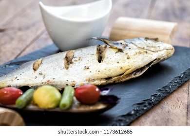 Skipjack tuna, gourmet food