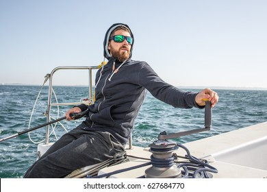 Skipper Sailing