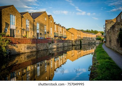 skipton canal walk