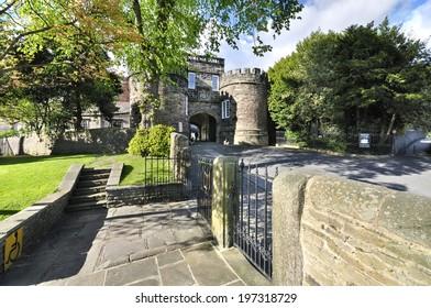 skipton castle yorkshire
